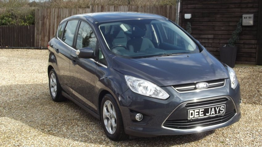 View FORD C-MAX T EcoBoost 125 Start-Stop Zetec