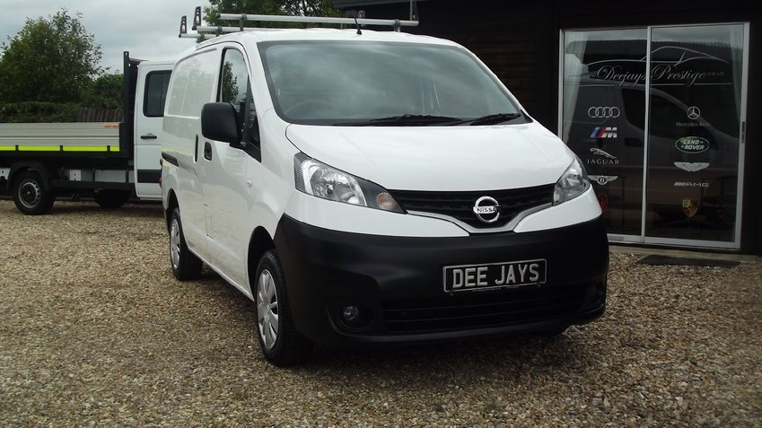 View NISSAN NV200 dCi 90 Acenta