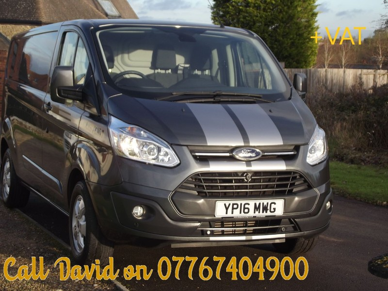 FORD TRANSIT 290 LIMITED LWB  Pannel Van